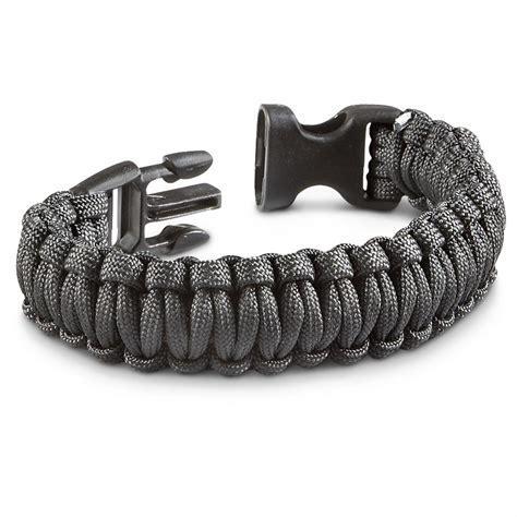 bracelet knife guardian 174 folding knife paracord bracelet set 283356