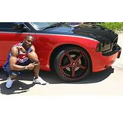 Jacque Reeves And His Charger  Celebrity Carz