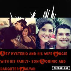 Dominic Zrogna And Daughters | mick foley his wife colette daughter noelle his sons
