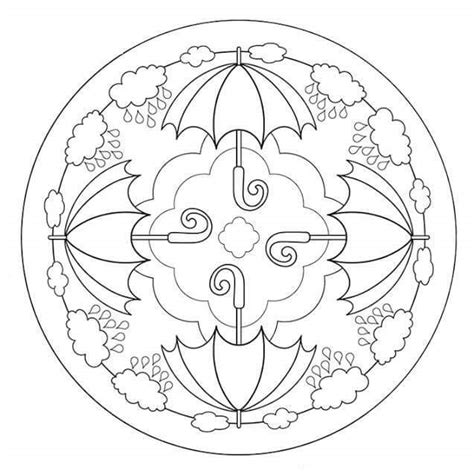 autumn mandala coloring pages autumn mandalas 27 171 preschool and homeschool