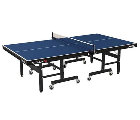 stiga optimum 30 ping pong table