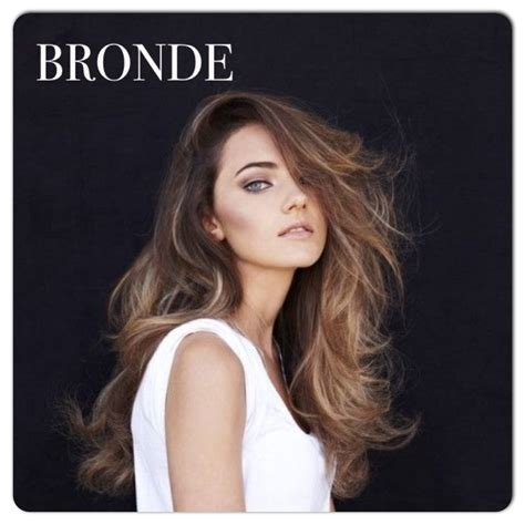 Light Brown Hair Ideas Bronde Dark Meets Light St Albans Hair Makeup