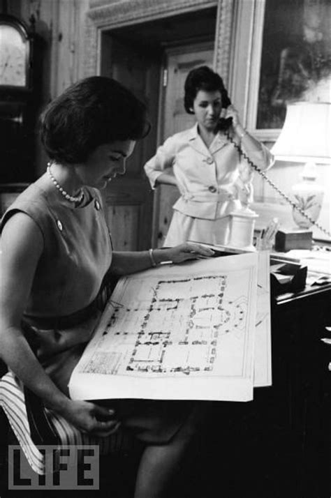 Jackie Kennedy White House Restoration | jackie kennedy decorator extraordinaire katie armour taylor