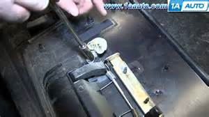 Tonneau Cover Lock Broken How To Install Replace Tailgate Handle 2004 2014 Nissan