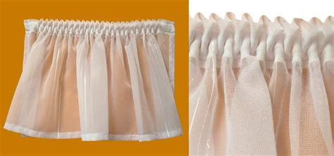 bleiband vorhang einnähen gardinen mit faltenband klett klettband 1 2 5 fach