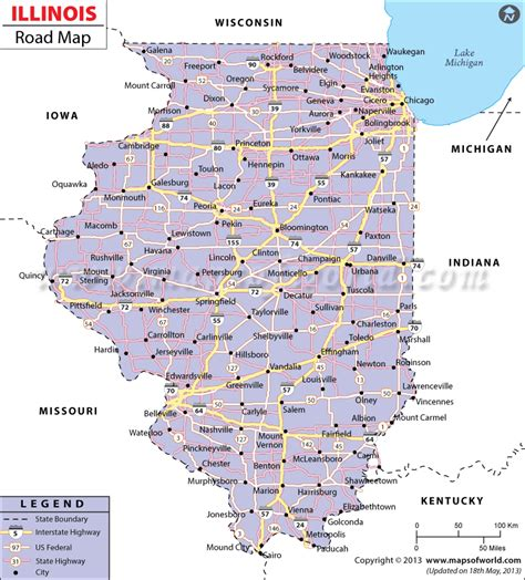printable map illinois homeschooling in illinois