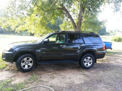 2009 Toyota 4runner For Sale Purchase Used 2009 Toyota 4runner Sr5 Rwd With Third Row