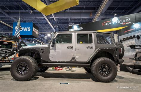 in jeeps jeeps of sema 2016 gallery drivingline