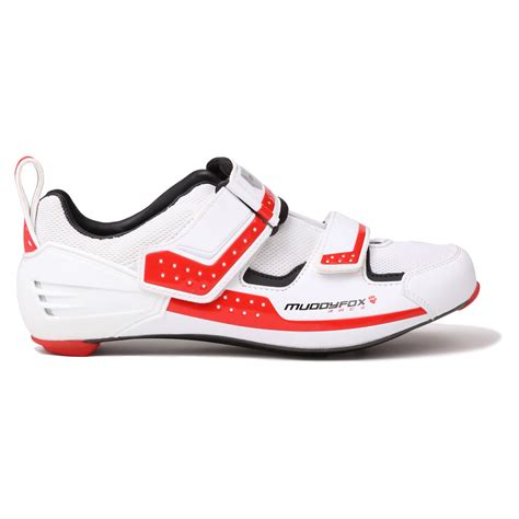 muddfox muddyfox tri carbon mens cycling shoes cycling