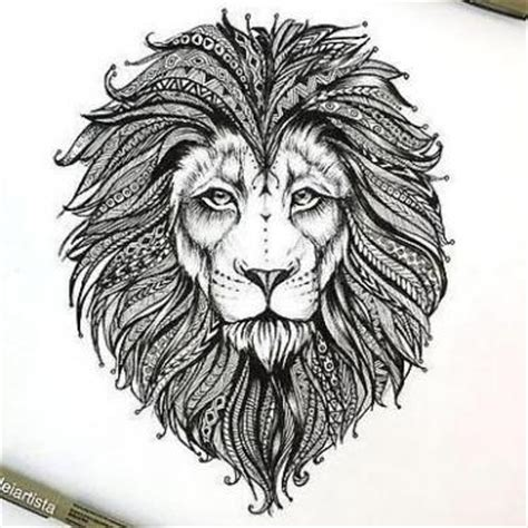 25 original lion tattoo designs lion head tattoos head