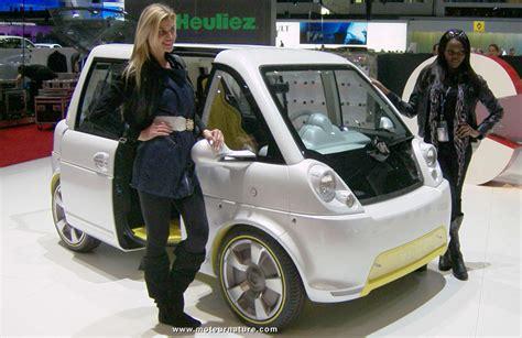 Mia Auto by The Heuliez Mia Electric Car Gets A Brand New Start