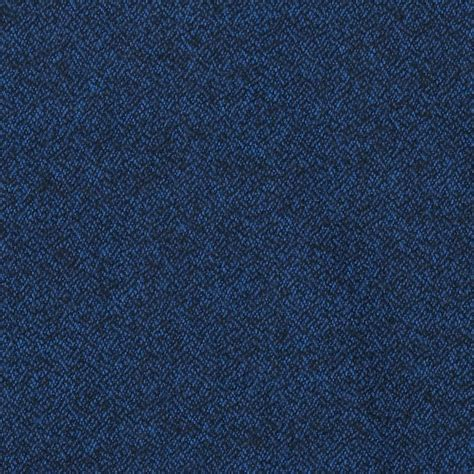 Flannel Upholstery Fabric Kaufman Shetland Flannel Textured Solid Navy Discount