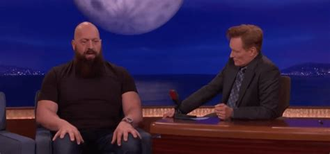 Speaks From The Big House by Big Show Speaks On Ribbing Him To Wear His Wcw