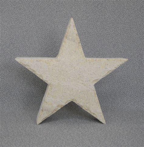 texas star limestone ls capitol limestone star paperweight carved stone texas