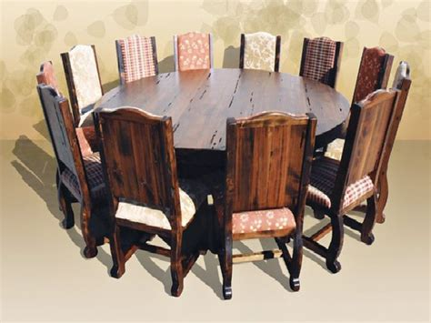 Round Dining Room Table Seats 12 | large round dining room table seats 12 dining room tables guides