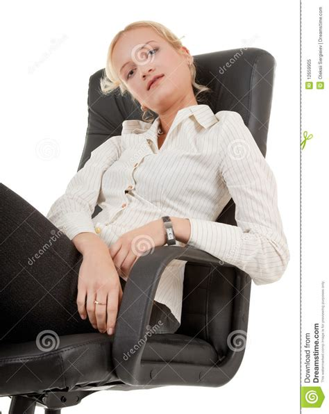 comfort sitters gesture of comfort royalty free stock photo image 12659905