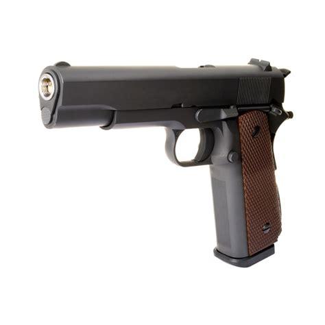 Airsoft Gun M1911 we metal m1911 hi capa 5 1 gas blowback airsoft gun