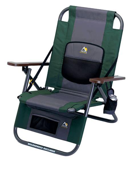 gci wilderness recliner wilderness recliner by gci outdoor
