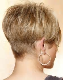 hairstyles for 50 stacked back very short inverted bob haircut pictures for women over 50
