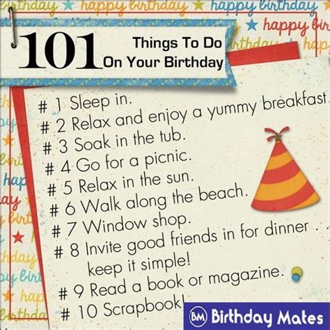 10 Things To Do With Your Friends To Lose Weight by 101 Amazing Things To Do On Your Birthday In 2018