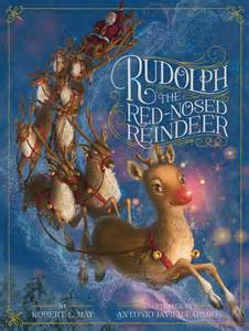 rudolph the red nosed reindeer book by robert l may
