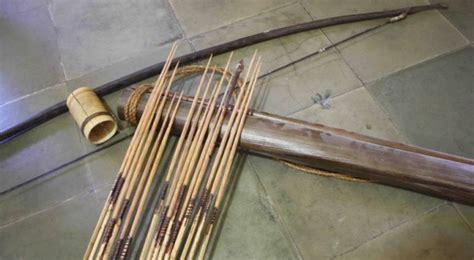 membuat anak panah crossbow mengintip pembuatan panah berburu made in mentawai