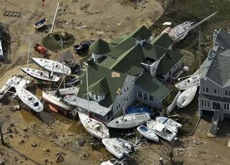 carefree boat club new jersey aerial images of hurricane sandy s destruction