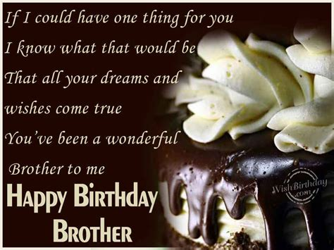 Happy Birthday Bro Quotes Birthday Wishes For Brother Birthday Images Pictures