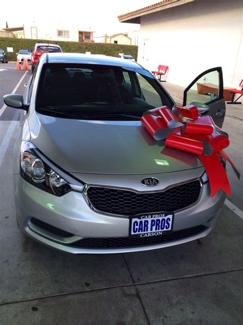 Car Pros Kia Of Carson Happy With My New Car Jahnay Did An Amazing On