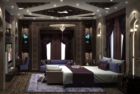 muslim bedroom design modern islamic bedroom ksa on behance