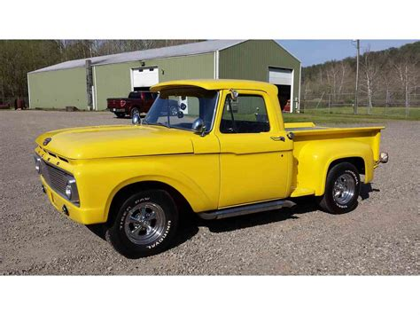 1963 ford f100 for sale 1963 ford f100 for sale classiccars cc 977636