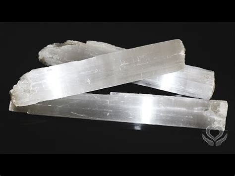 ethereal frequency reiki selenite crystal healing