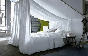 Canopy Bed Low Ceiling Awkward No More Sloped Ceilings