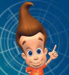 acreths jimmy neutron characters and logo