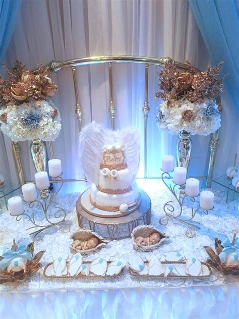 heaven themed decor 25 best ideas about baby shower on