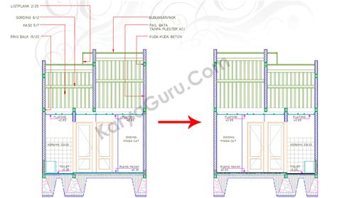 tutorial gambar rumah autocad autocad lovers autocad community kaskus page 389