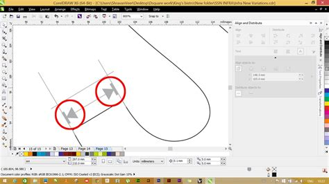 corel draw x6 questions vector how to change the arrowhead size in coreldraw