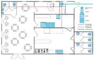 Plumbing Floor Plan by Plumbing And Piping Plans Solution Conceptdraw Com