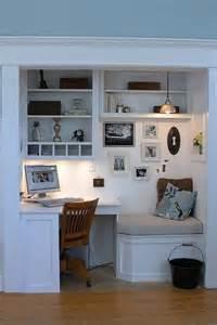 Kitchen Office Ideas Office Nook Idea Kitchen Storage Ideas Pinterest