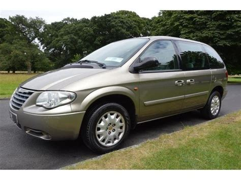 Chrysler Address by Chrysler Voyager 2006 For Sale In Dublin From M S Motors
