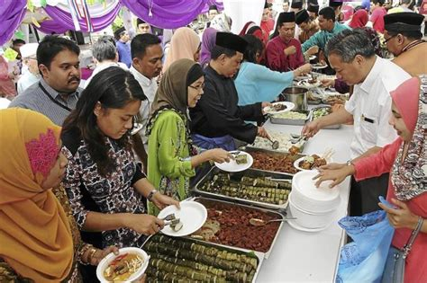 new year open house malaysia developer fetes business partners enforcers and