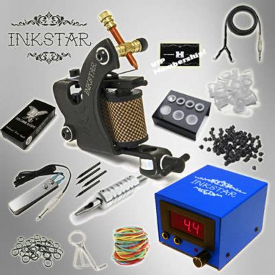 kit x tattoo 100 starter tattoo kits starter tattoo rotary
