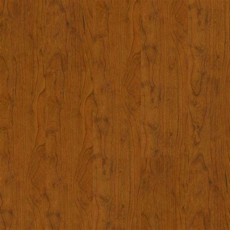 bruce native cherry 8 mm thick x 5 31 in wide x 47 49 64 in length click lock laminate