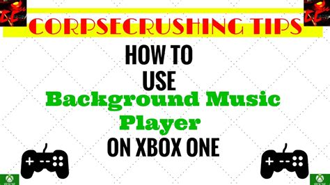 how to play in the background on xbox one how to play background on xbox one