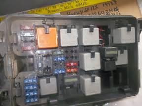 saab 9 5 1999 turbo fuse box relays junction box i more parts