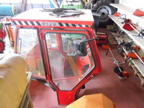 cabine per trattori carraro cabina morlin per antonio carraro tigrone a cortona