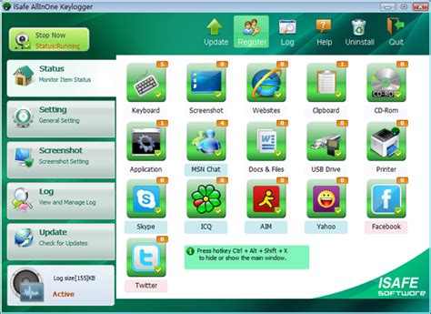 isafe keylogger full version free download isafe all in one keylogger professional edition 3 5 8 199