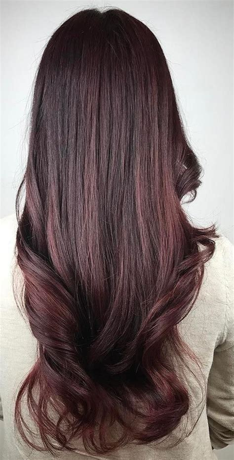 Mahogany Hair Detox by 25 Best Ideas About Mahogany Hair Colors On