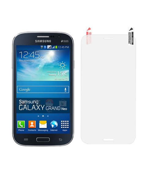 Antigores Screen Guard Samsung G7106 samsung galaxy grand 2 g7102 g7106 clear screen guard by naivel mobile screen guards
