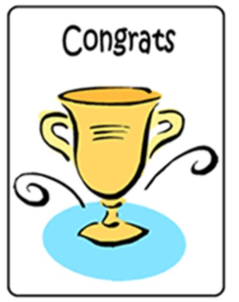 trophy card template congratulations free printable greeting cards templates